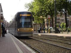 MIVB tramhalte
